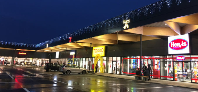 OFICIAL: B1 Shopping Bistrița se extinde cu 1.100 mp, necesari pentru încă 3 magazine
