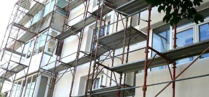 O oșancă reabilitează termic 5 blocuri în Bistrița, pentru aproape 6 mil. lei