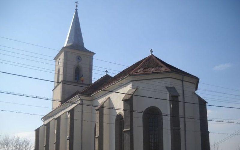 """O firmă din Satu Mare va reabilita """"Biserica scroafei"""" din Dipșa, pentru 2 milioane lei"""