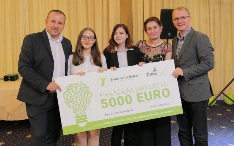 Bistrițenii de la Transilvania Broker oferă 5000 de euro unor elevi premiați de NASA