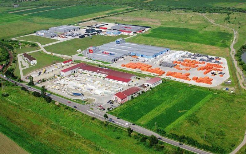 TERAPLAST se extinde cu încă 5 hectare și 12.000 mp de hale la Sărata