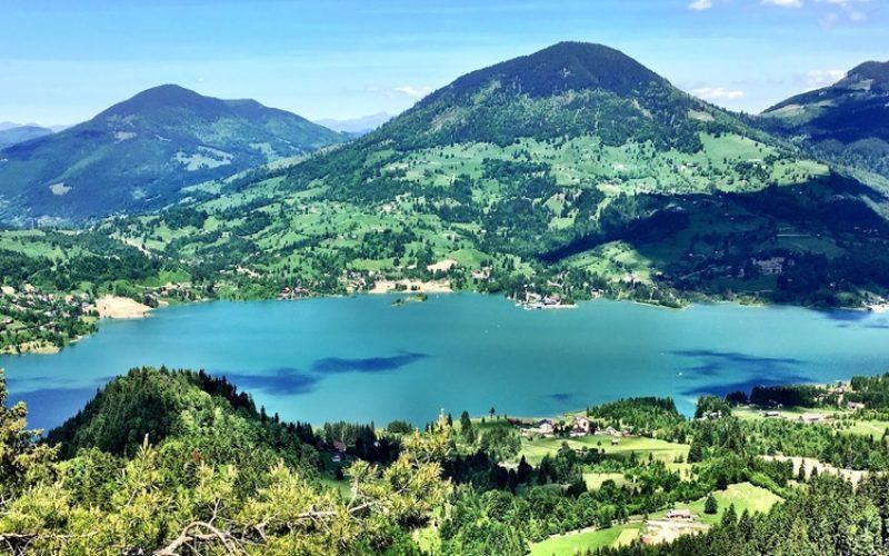 Reabilitarea lacului Colibița și a râului Bistrița, prinsă la finanțare: 22,7 milioane euro
