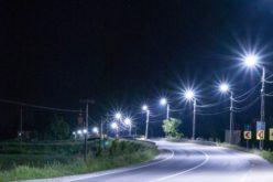 Căianu Mic ia fața altor comune trecând complet pe iluminatul public cu LED
