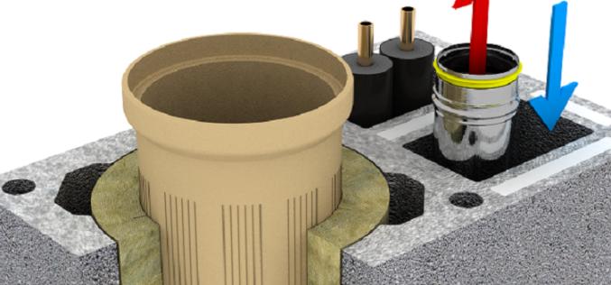 STILEXPRIMA oferă 28% discount la sistemele de coșuri de fum profesionale SCHIEDEL