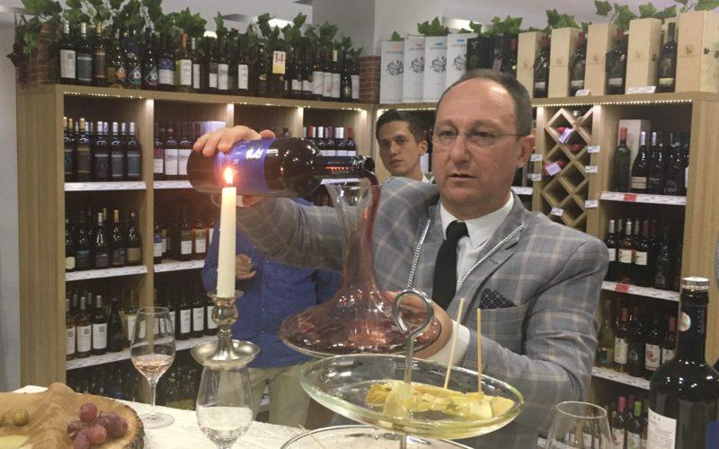 Crama dobrogeană ALIRA și-a prezentat vinurile de catifea la The Drinks Store