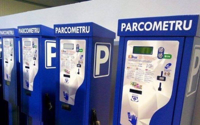 Revin parcometrele. Primăria cumpără 14 bucăți, din București, cu aproape 100.000 euro