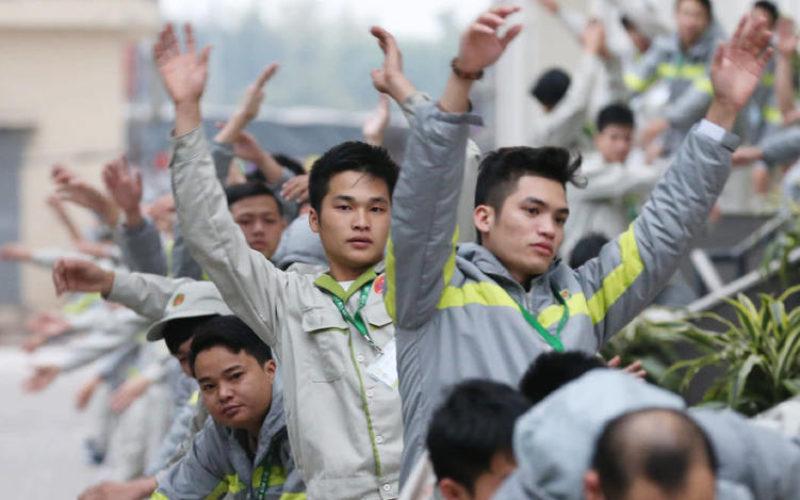 Firme care intermediază forță de muncă din VIETNAM și MOLDOVA descalecă la Bistrița