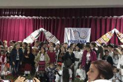 Două școli din Bistrița Bârgăului au marcat Centenarul Unirii cu scenete istorice, poezie și dans popular