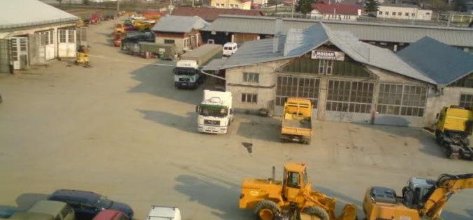 Imobile și autovehicule de peste 1 mil. de euro ale companiei MOIȘAN scoase la licitație