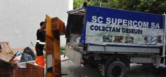 SUPERCOM câștigă, en fanfare, licitația deșeurilor, coborând prețul la 46% din valoarea estimată