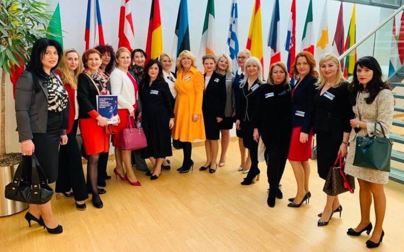 CONAF a semnat la Bruxelles parteneriatul cu European Academy of Regions