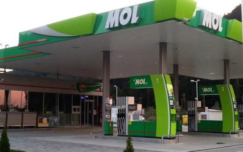 O nouă stație MOL la Bistrița