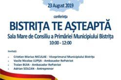 Diaspora, invitată mâine la Primăria Bistrița