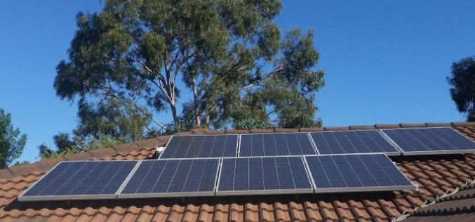 Primăria REBRA montează panouri solare pentru 23 de gospodării izolate