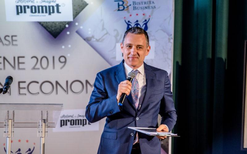 Eveniment reușit: lansarea revistei Top 100 companii bistrițene și a filialei CONAF