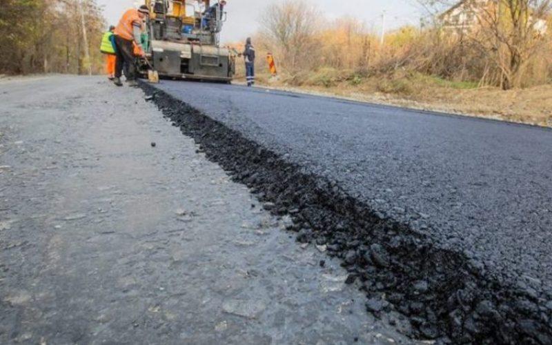 Licitație de 1,6 mil.euro pentru asfaltarea unor drumuri în comuna Chiuza