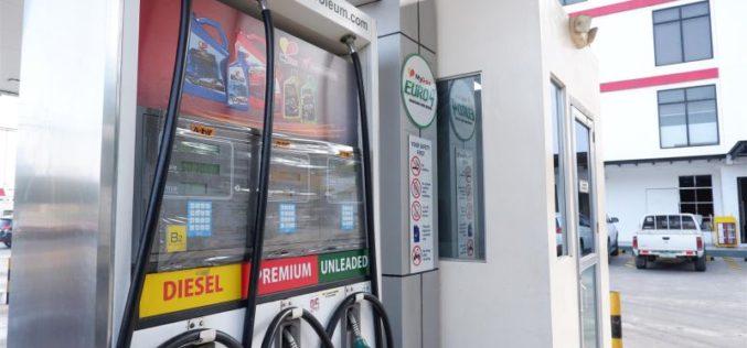 O firmă mică din Bistrița deschide în Teaca o stație de distribuție carburanți
