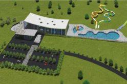 Aquaparkul din Wonderland va avea plajă, jacuzzi, SPA și tobogane! Investiția depășește 35 mil.lei