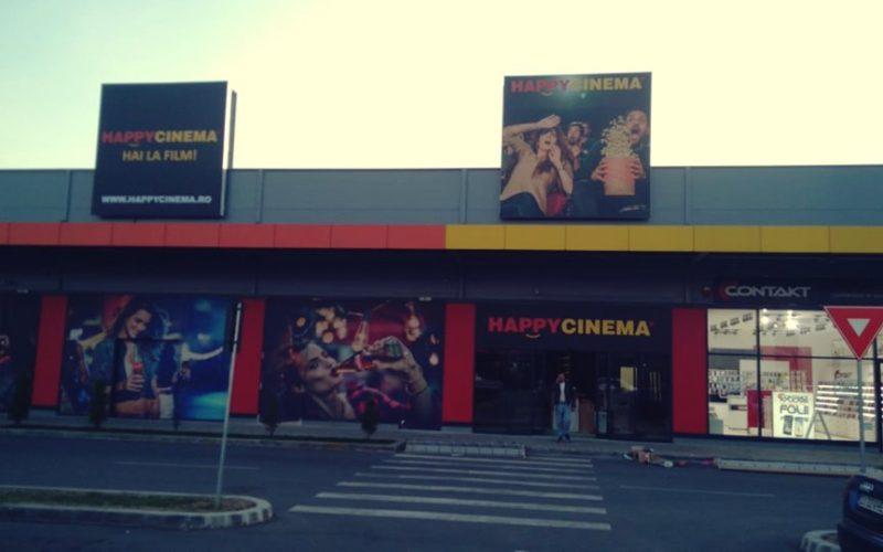 VEZI cum arată noul cinematograf din Bistrița