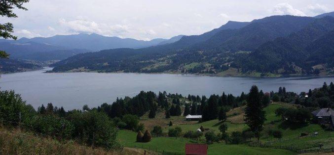 AQUABIS extinde cu 3,6 km alimentarea cu apă în jurul lacului COLIBIȚA