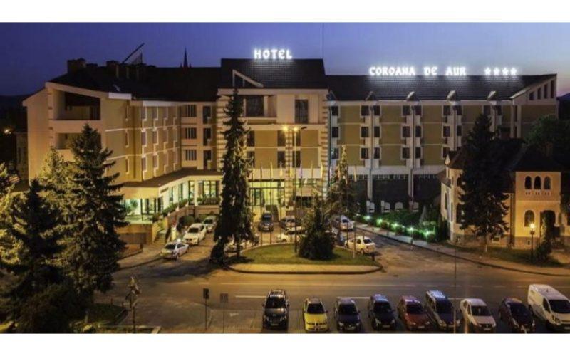 Hotelul Coroana de Aur, propus garant pentru un credit de 0,9 mil.euro al suratei COMBIS