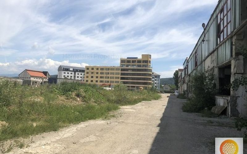 Cinci hale din Bistrița au fost scoase la vânzare cu 2,2 mil.euro