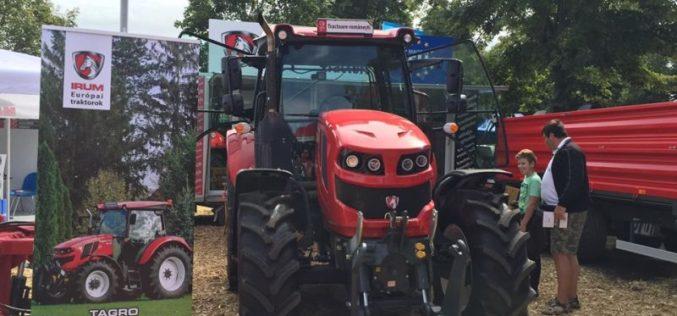 IRUM turează iar tractoarele la Indagra, după ce în 2018 a vândut 50 de unități