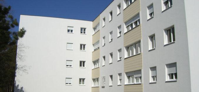 Alte patru blocuri intră în reabilitare termică la Bistrița