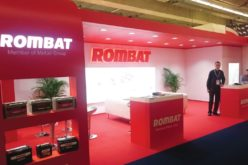 ROMBAT își expune azi bateriile à Paris, la cel mai important eveniment din industrie