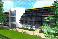 Nocturnă, gazon încălzit și tribună cu scaune rabatabile pentru terenul de fotbal din Sângeorz Băi