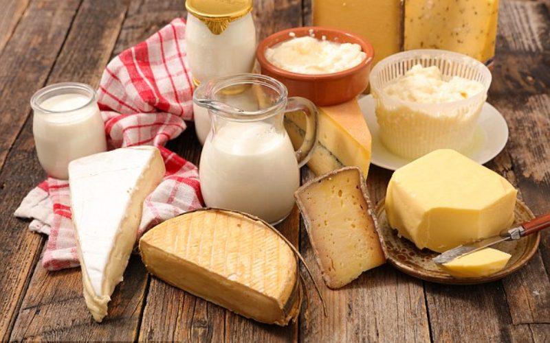 Profit de 8 mil.lei pentru cei mai mari producători de lactate și brânzeturi