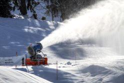 Supersnow aduce la Bistrița tunuri de zăpadă pentru pârtia de schi
