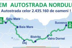 Flutur, PNL: Construcția Autostrăzii Nordului va începe cu centurile orașelor de pe traseu