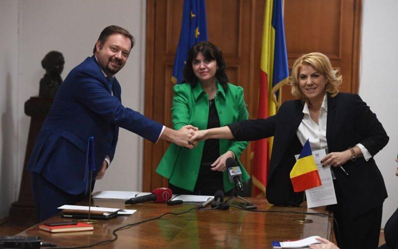 CONAF devine partener cu Ministerul Educației pentru a introduce în școli ore de antreprenoriat