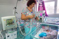 Cadou neprețiut pentru nou-născuții cu probleme de la Spitalul Județean