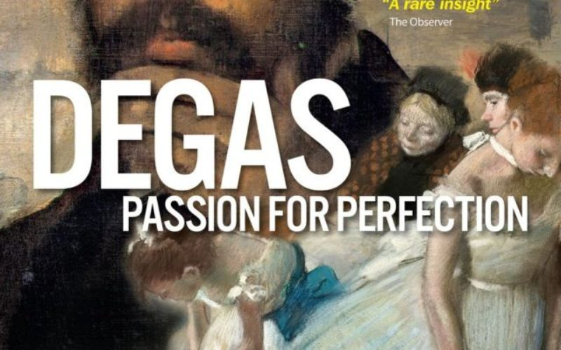Documentarul Degas: Passion for Perfection ne încântă în februarie la Happy Cinema