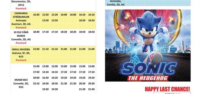 Programul filmelor la Happy Cinema în perioada 28 februarie – 5 martie