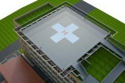 Au început lucrările de amenajare a heliportului de la Spitalul Județean