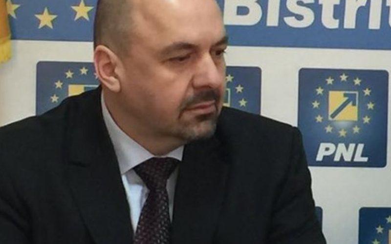 Ovidiu Florean s-a autodesemnat candidat PNL la șefia Consiliului Județean