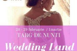 """Târgul """"Wedding Land"""" îi așteaptă pe viitorii miri la complexul TERRA"""