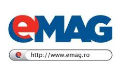 COVID-19 a crescut cu 10 % vânzările la eMAG! Alcoolul sanitar se cumpără cot la cot cu făina