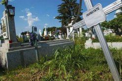Bistrițenii ar face bine să nu se apuce de murit, căci nu au locuri în cimitire