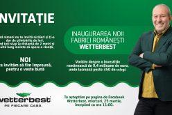 Inovativ, TeraPlast își mută în online inaugurarea fabricii de acoperișuri de la Băicoi