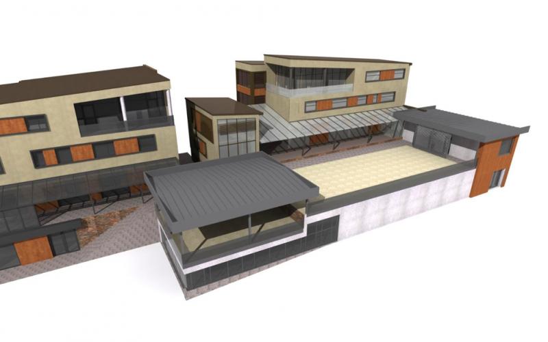 Proprietarii hotelului ROSER HOUSE din Colibița investesc 500.000 euro pentru extinderea complexului