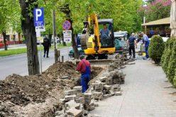Investiție de 4 mil. euro pentru iluminatul public din Bistrița