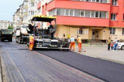 Cu 5 mil. lei, ARL Cluj face reparații pe 34 de străzi din Bistrița