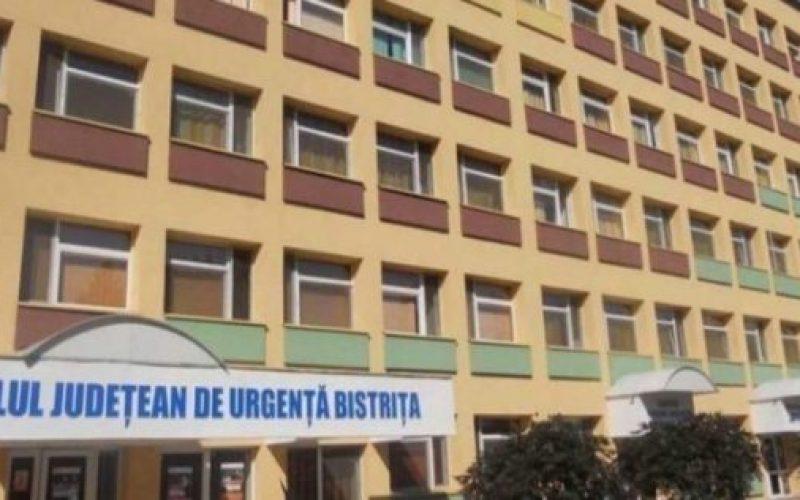 Spitalul Județean de Urgență Bistrița rămâne în carantină