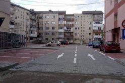 DIMEX a finalizat parcarea de 1.000 mp din Năsăud