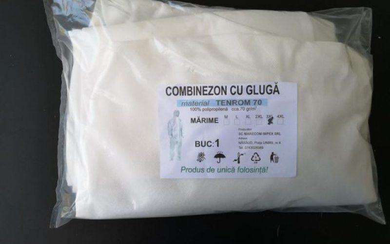 Ce contracte publice a prins deja MARECOM Năsăud în țară, cu măști și combinezoane?