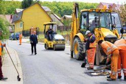 În ce stadiu sunt lucrările de modernizare a străzilor din Bistrița